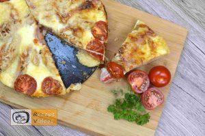 Sandwich-Torte mit Béchamelsoße - Rezept Videos