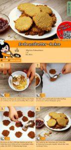 Erdnussbutter-Kekse Rezept mit Video