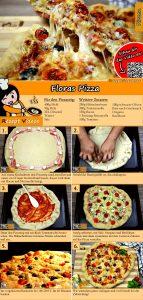 Floras Pizza Rezept mit Video