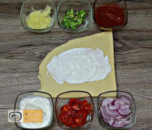 Gefülltes Baguette Rezept - Zubereitung Schritt 3