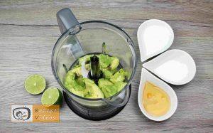 Avocado-Eis Rezept - Zubereitung Schritt 3