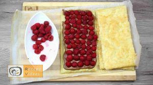 Himbeer-Schoko-Kuchen - Rezept Zubereitung Schritt 8
