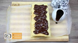 Himbeer-Schoko-Kuchen - Rezept Zubereitung Schritt 10