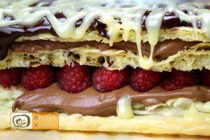 Himbeer-Schoko-Kuchen - Rezept Zubereitung Schritt 12