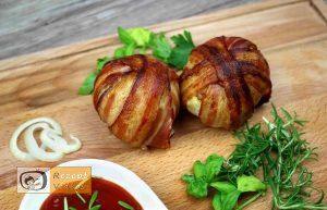 Fleischbällchen mit Bacon - Rezept Videos