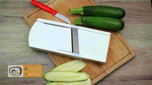 Zucchini Rollen Rezept - Zubereitung Schritt 3
