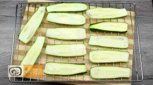 Zucchini Rollen Rezept - Zubereitung Schritt 4
