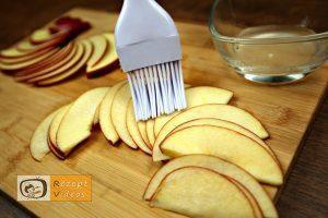 Apfelrosen Rezept - Zubereitung Schritt 2