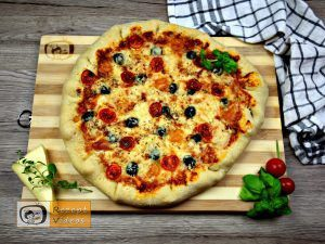 Floras Pizza - Rezept Videos