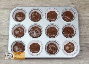 Panda-Muffins Rezept - Zubereitung Schritt 2