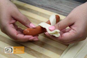 Hotdog-Schlangen Rezept - Zubereitung Schritt 6
