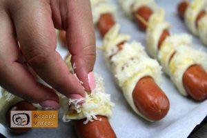 Hotdog-Schlangen Rezept - Zubereitung Schritt 10