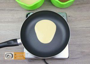 Bärchen-Pfannkuchen Rezept - Zubereitung Schritt 3