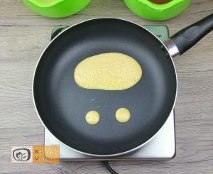 Bärchen-Pfannkuchen Rezept - Zubereitung Schritt 5