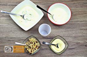 Jogurt-Eis mit Früchten Rezept - Zubereitung Schritt 1