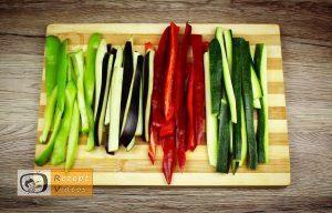 Gemüsekuchen Rezept - Zubereitung Schritt 1