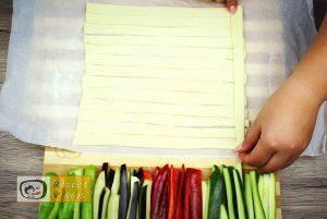 Gemüsekuchen Rezept - Zubereitung Schritt 2