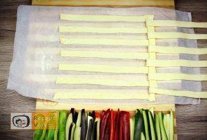 Gemüsekuchen Rezept - Zubereitung Schritt 3