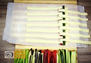 Gemüsekuchen Rezept - Zubereitung Schritt 5