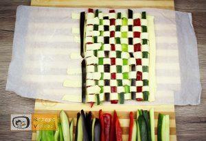Gemüsekuchen Rezept - Zubereitung Schritt 6