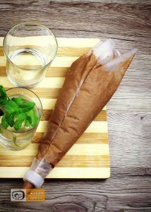 Schoko-Minz-Pflanze Rezept - Zubereitung Schritt 6