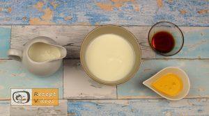 Schoko-Haferkeks-Sandwich mit Jogurteis Rezept - Zubereitung Schritt 1
