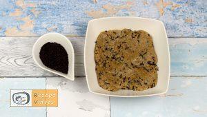 Schoko-Haferkeks-Sandwich mit Jogurteis Rezept - Zubereitung Schritt 4