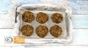 Schoko-Haferkeks-Sandwich mit Jogurteis Rezept - Zubereitung Schritt 5