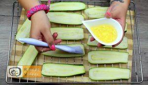 Zucchini Rollen Rezept - Zubereitung Schritt 5