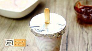 Jogurt-Eis mit Früchten Rezept - Zubereitung Schritt 3