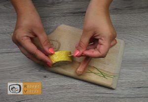 Würstchen-Schnecken Rezept - Zubereitung Schritt 6
