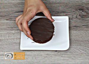 Schokoladen-Lava-Kuchen Rezept - Zubereitung Schritt 7