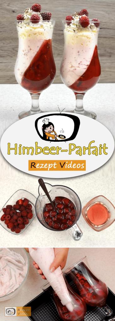 Himbeer-Parfait, Kuchen, Desserts, Rezept Videos, einfache Rezepte, Kuchenrezepte, leckere Rezepte