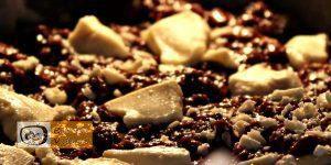 Schokoladen-Lava-Kuchen Rezept - Zubereitung Schritt 4