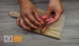 Würstchen-Schnecken Rezept - Zubereitung Schritt 8