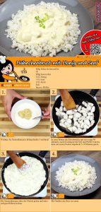 Hahnchenbrust mit Honig und Senf Rezept mit Video