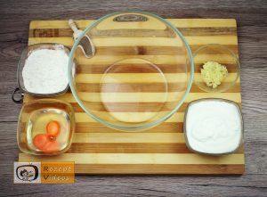 Hähnchensticks im Knoblauchsauerrahm-Mantel Rezept - Zubereitung Schritt 2