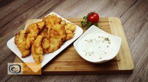 Hähnchensticks im Knoblauchsauerrahm-Mantel Rezept - Videos
