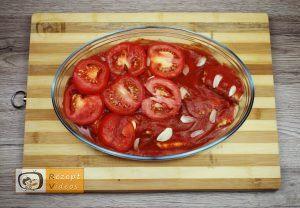 Tomaten-Hähnchen-Auflauf Rezept - Zubereitung Schritt 5