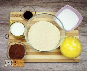 Schokoschnitten Rezept - Zubereitung Schritt 1