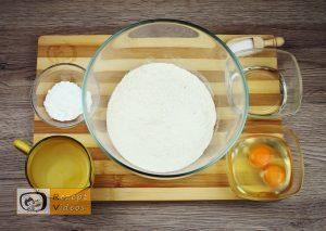 Hähnchenbrust mit Sesamkörnern Rezept - Zubereitung Schritt 1
