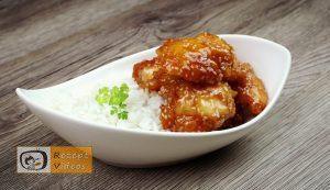 Hähnchenbrust mit Sesamkörnern - Rezept Videos