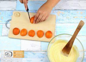 Aprikosen-PieRezept - Zubereitung Schritt 3