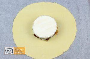 Gefüllte Camembert-Brötchen Rezept - Zubereitung Schritt 6