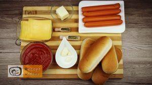 Hotdog mit Bolognesesauce Rezept - Zubereitung Schritt 1