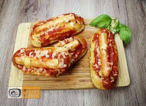 Hotdog mit Bolognesesauce - Rezept Videos