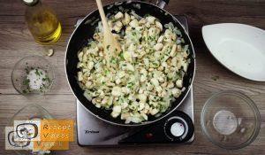 Hähnchenbrust mit Käse und Pilzen Rezept - Zubereitung Schritt 1