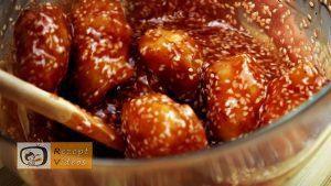 Hähnchenbrust mit Sesamkörnern Rezept - Zubereitung Schritt 4
