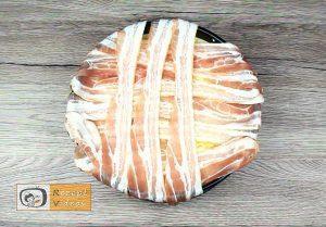 Hähnchentorte mit Bacon Rezept - Zubereitung Schritt 6