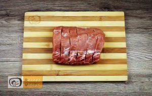 Gefülltes Schweinekotelett Rezept - Zubereitung Schritt 1
